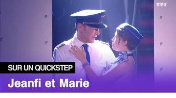 Jeanfi Janssens et Marie Denigot l I'm still standing l Quickstep l DALS S09