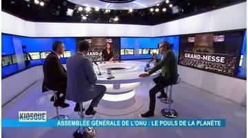 AG de l'ONU/Conseil fédéral helvétique/Valls à Barcelone/Être Français