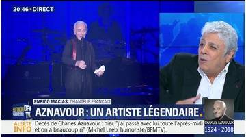 Charles Aznavour: Une star internationale (1/2)