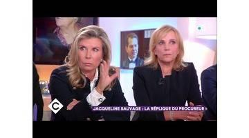 Jacqueline Sauvage : la réplique du procureur - C à Vous - 02/10/2018