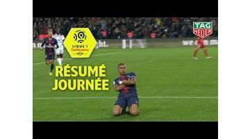 Résumé 9ème journée - Ligue 1 Conforama / 2018-19