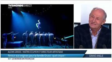 Cirque: retour aux origines pour la famille Gruss!