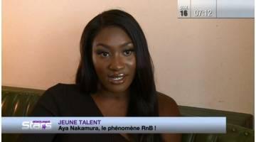 Absolument Stars : Jeune talent: Aya Nakamura, le phénomène RnB!