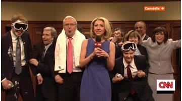 Les républicains fêtent la nomination du juge Brett Kavanaugh - Saturday Night Live en VOST avec Awkwafina