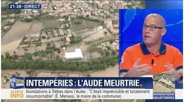 Intempéries: L'Aude est meurtrie (2/2)