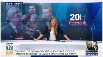 20H Politique du jeudi 18 octobre 2018