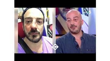 Le témoignage de Guillaume Mélanie - C à Vous - 18/10/2018