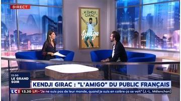 """Kendji Girac : """"l'Amigo"""" du public français"""