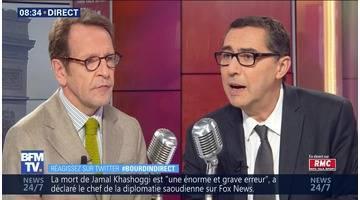 Gilles Legendre face à Laurent Neumann en direct