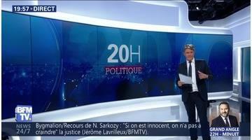 20H Politique du jeudi 25 octobre 2018