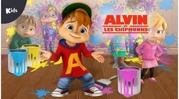 Alvinnn !!! Et les Chipmunks : Les roses de la vie