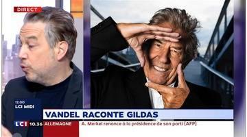 """Philippe Vandel : """"Il savait absolument gérer tous les incidents"""""""