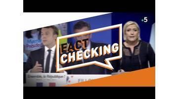 Le Factchecking de Samuel Laurent - C à Vous - 09/11/2018