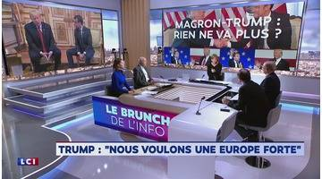 LE BRUNCH DE L'INFO - replay du samedi 10 novembre 2018