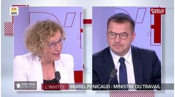 Best Of Territoires d'Infos - Invitée politique : Muriel Pénicaud (12/11/18)