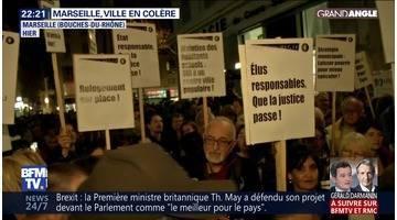 Marseille, ville en colère