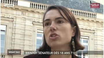 Le rendez-vous de l'information sénatoriale. - Sénat 360 (16/11/2018)
