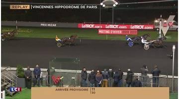 Replay - Au coeur de la course du 16 novembre 2018