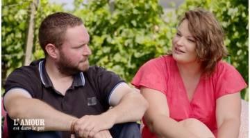 L'amour est dans le pré : Christopher a été une évidence pour Aude