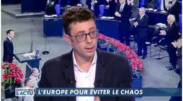 L'Europe pour éviter le chaos - L'Info du vrai du 19/11 - CANAL+