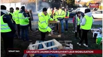 Gilets jaunes / AMF / PMA - Sénat 360 (19/11/2018)