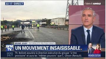 """Gilets jaunes"": Un mouvement insaisissable ? (2/4)"