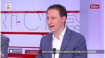 Best Of Territoires d'Infos - Invité politique : Marc Fesneau (23/11/18)