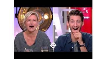 Au dîner avec Pierre Niney ! - C à Vous - 27/11/2018
