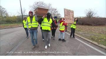 """SEPT À HUIT LIFE - """"Gilets jaunes"""" : à la rencontre d'une France en colère"""