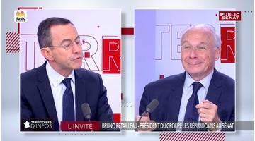 Best Of Territoires d'Infos - Invité politique : Bruno Retailleau (04/12/18)