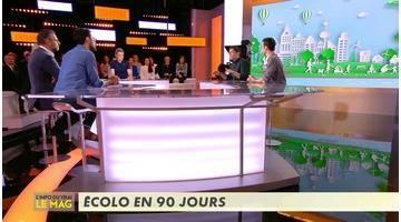 Ecolo en 90 jours - L'Info du vrai du 06/12 - CANAL+
