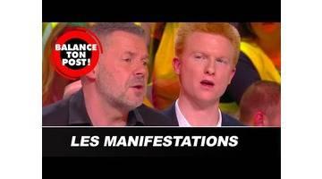 Vif échange entre Éric Naulleau et Adrien Quatennens, député LFI