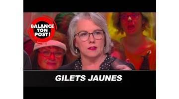 """Gilets jaunes : """"C'est monsieur Macron qui a la clé de la fin du mouvement"""" selon Jacline Mouraud"""