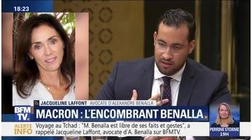 Emmanuel Macron: L'encombrant Benalla (2/3)