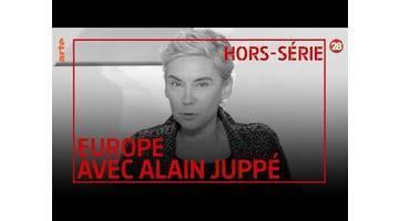 Hors sérié avec Alain Juppé - 28 minutes - ARTE