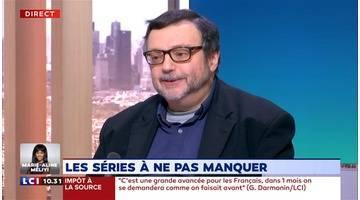 """Alain Carrazé: """"L'événement de l'année pour plein de gens est la saison finale et définitive de Game of Thrones"""""""