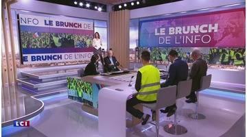 LE BRUNCH DE L'INFO - replay du dimanche 6 janvier 2019