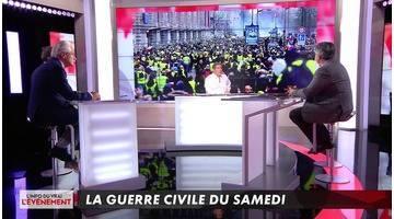 La guerre civile du samedi - L'Info du vrai du 07/01 - CANAL+