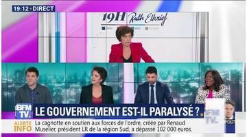 Le gouvernement est-il paralysé ?