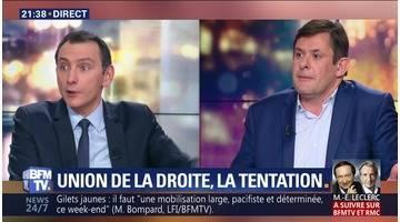 Européennes: Thierry Mariani avec Marine Le Pen