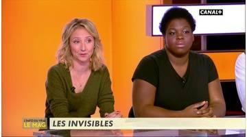Les invisibles : Audrey Lamy et Deborah Lukumuena se confient