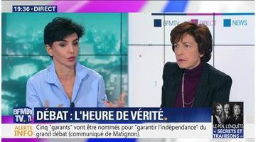 Rachida Dati face à Ruth Elkrief