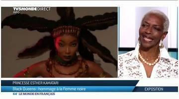 """Exposition """"Black Queens"""": hommage à la Femme noire"""