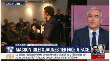 Emmanuel Macron: 3h15 face aux citoyens (2/4)