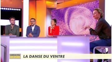 La danse du ventre - L'Info du vrai du 25/01 - CANAL+