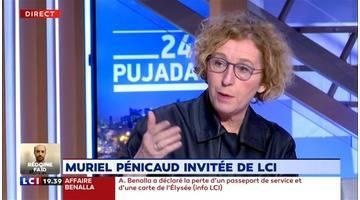 """Muriel Pénicaud : """"Il reste encore beaucoup à faire, il faut aller plus loin"""""""